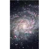 Vliesové fototapety galaxie rozmer 150 cm x 250 cm