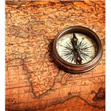 Vliesové fototapety kompas rozmer 225 cm x 250 cm