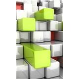 Vliesové fototapety 3D boxy rozmer 150 cm x 250 cm