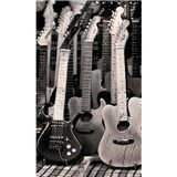 Vliesové fototapety gitarová kolekcia rozmer 150 cm x 250 cm
