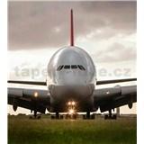 Vliesové fototapety Airbus rozmer 225 cm x 250 cm