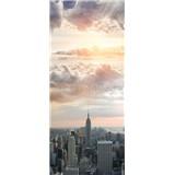 Vliesové fototapety New York Manhattan rozmer 91 cm x 211 cm