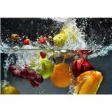 Fototapety čerstvé ovocie rozmer 366 cm x 254 cm