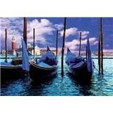 Vliesové fototapety Benátky, rozmer 312 cm x 219 cm