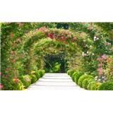 Fototapety záhrada, rozmer 312 x 219 cm