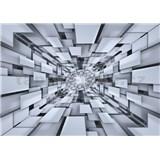 Vliesové fototapety 3D abstrakcie rozmer 416 cm x 254 cm
