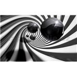 Fototapety 3D vír, rozmer 368 cm x 254 cm
