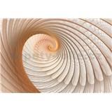 Fototapety lastura hnedá, rozmer 368 cm x 254 cm