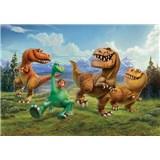 Fototapety Disney Dobrý dinosaurus rozmer 368 cm x 254 cm