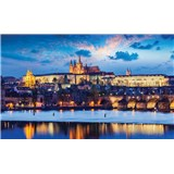 Vliesové fototapety Praha rozmer 208 cm x 146 cm