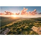 Vliesové fototapety Hefele dobrodružná krajina, rozmer 400 cm x 280 cm