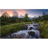 Vliesové fototapety Hefele divoký raj, rozmer 450 cm x 280 cm