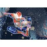 Fototapety Disney Spider - Man Neon, rozmer 127 x 184 cm
