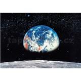 Fototapeta Earth/Moon, rozmer 388 x 270 cm