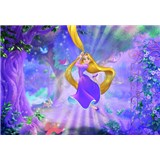 Fototapeta Disney Princezná Rapunzel rozmer 368 cm x 254 cm