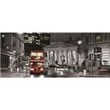 Vliesové fototapety Double Decker v Londýne