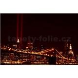 Vliesové fototapety New York svetla mesta