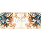 Vliesové fototapety kolibríky