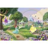 Fototapety Disney Princess dúha rozmer 368 cm x 254 cm