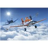 Fototapety Disney Lietadlá v oblakoch rozmer 368 cm x 254 cm