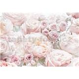Fototapety jarné ruže rozmer 368 cm x 254 cm