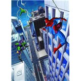 Fototapeta Spiderman + Villains
