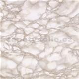 Samolepiace tapety mramor béžový Carrara 45 cm x 15 m