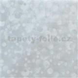 Samolepiace tapety - transparentné bodky - 45 cm x 15 m
