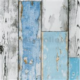 Samolepiace tapety Scrapwood 45 cm x 15 m