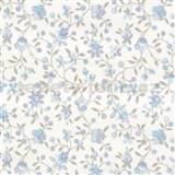 Samolepiace fólie CLAIRE modrý - 45 cm x 15 m