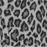 Samolepiace tapety koža leoparda sivá 45 cm x 15 m