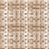 Samolepiace tapety tkaný košík hnedý 45 cm x 15 m