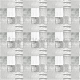 Samolepiace fólie Vintage svetlo sivý - 45 cm x 15 m