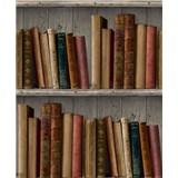 Vliesové tapety na stenu Facade knižnica