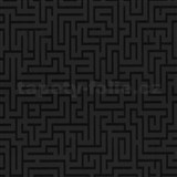 Vliesové tapety na stenu Graphics Alive - Labyrint čierny