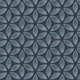 Vliesové tapety na stenu Hexagone kvety tyrkysové
