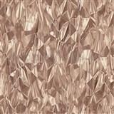 Vliesové tapety na stenu IDEA OF ART 3D sklenené hroty staroružové