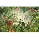 Vliesové fototapety divočina rozmer 368 cm x 248 cm