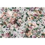 Vliesové fototapety kvety rozmer 368 cm x 248 cm