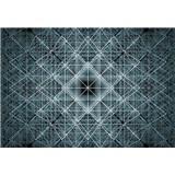 Vliesové fototapety 3D Matrix rozmer 368 cm x 254 cm