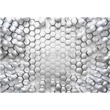 Fototapety 3D Titanium rozmer 368 cm x 254 cm