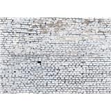 Papierové fototapety White Brick 368 cm x 254 cm