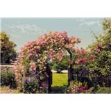 Fototapety Rose Garden, rozmer 368 x 254 cm