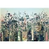 Fototapety Urban Jungle, rozmer 368 x 254 cm
