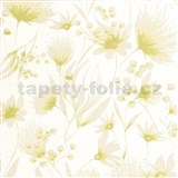 Vliesové tapety na stenu G. M. Kretschmer Sommeraktion kvety zelené