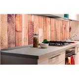 Samolepiace tapety za kuchynskú linku drevené dosky rozmer 180 cm x 60 cm