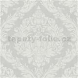 Tapety na stenu Classico barokový vzor béžový MEGA ZĽAVA