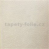 Tapety na stenu La Veneziana 3 kvapky biele na svetlo hnedom podklade