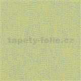 Vliesové tapety na stenu La Veneziana IV bodky strieborné na limetkovom podklade