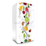 Samolepiace tapety na chladničku ovocie rozmer 120 cm x 65 cm